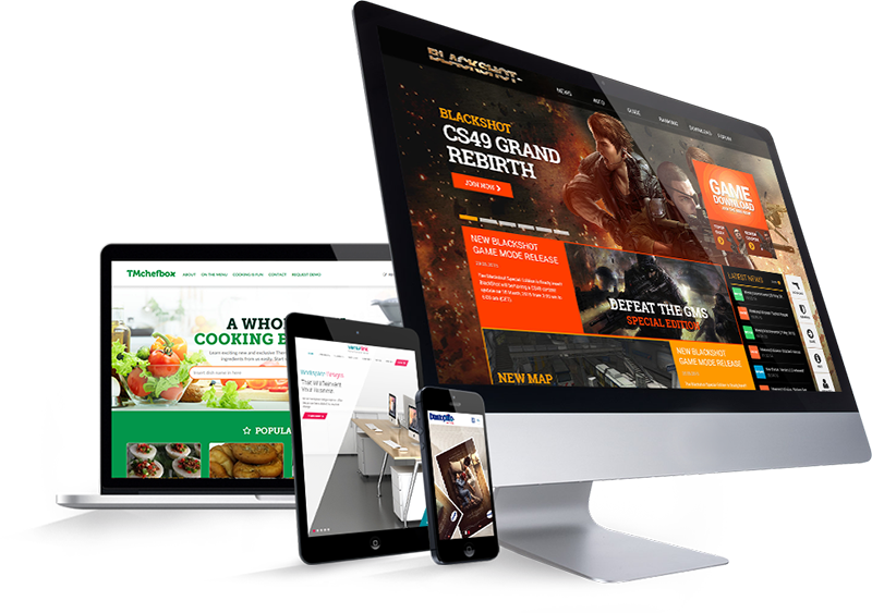 Website design or refresh small business 10X-min