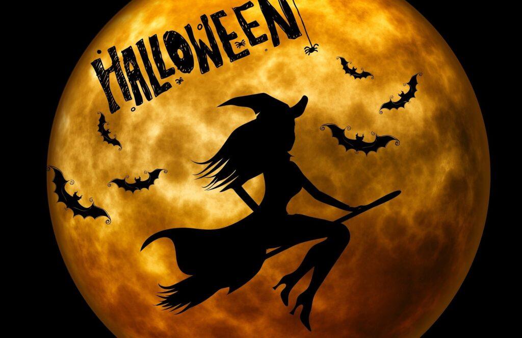 "Post fun Halloween-themed content ""Halloween social media engagement"""