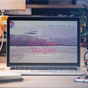 art classes margate header