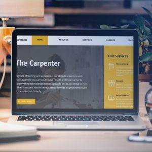 carpenters header