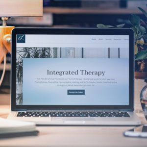 integerated therapy header